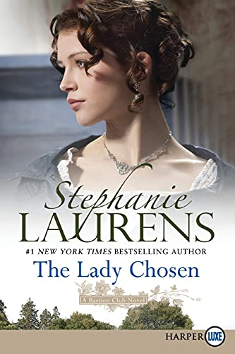 9780062353986: The Lady Chosen (Bastion Club Novels)