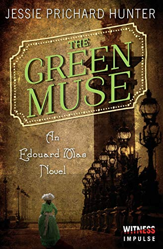 9780062354570: The Green Muse: An Edouard Mas Novel