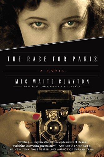 The Race for Paris: Clayton, Meg Waite