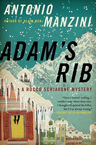 9780062354679: Adam's Rib: A Rocco Schiavone Mystery (Rocco Schiavone Mysteries)