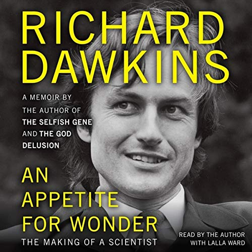 9780062355621: An Appetite for Wonder: The Making of a Scientist