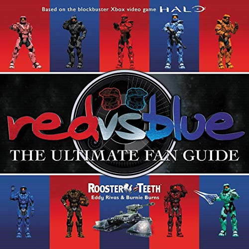9780062355782: Red vs. Blue: The Ultimate Fan Guide