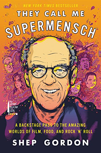 They Call Me Supermensch (Hardback)