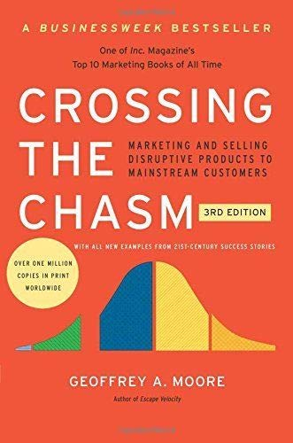 9780062356857: Crossing the Chasm, 3rd Edition: Marketing and Selling Disruptive Products to Mainstream Customers