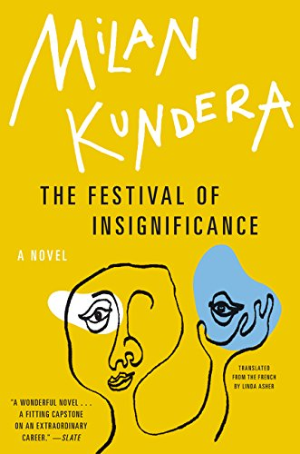 9780062356901: The Festival of Insignificance: A Novel