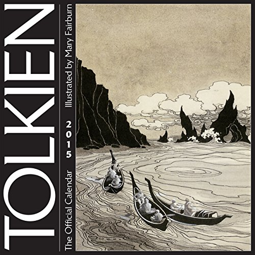 9780062356970: Tolkien Official Calendar