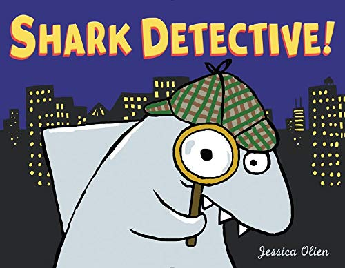 9780062357144: Shark Detective!
