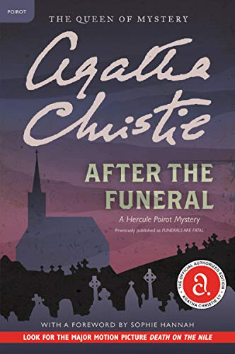 9780062357311: After the Funeral (Hercule Poirot Mysteries)