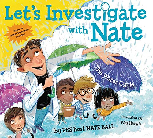 9780062357403: Let's Investigate with Nate #1: The Water Cycle