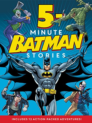 9780062357984: Batman Classic: 5-Minute Batman Stories