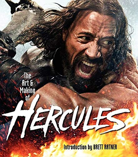 9780062358356: The Art & Making of Hercules (Pictorial Moviebook)