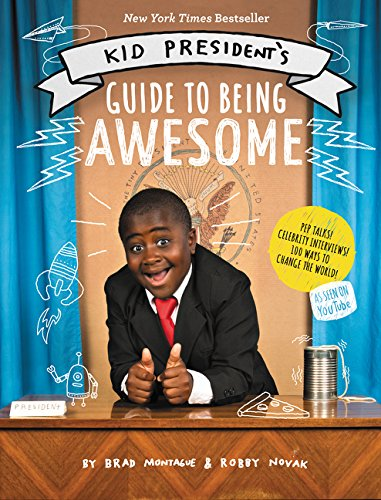 9780062358684: Kid President's Guide to Being Awesome
