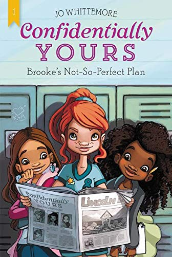 9780062358936: Brooke's Not-So-Perfect Plan (Confidentially Yours)