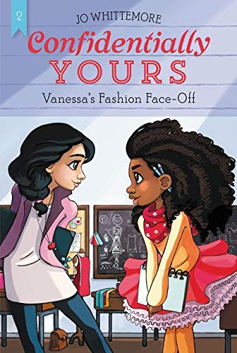 9780062358950: Vanessa's Fashion Face-Off (Confidentially Yours)