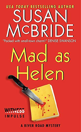9780062359780: Mad as Helen: A River Road Mystery
