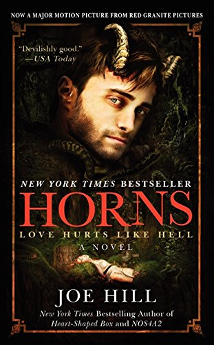 9780062360021: Horns Movie Tie-in Edition: A Novel