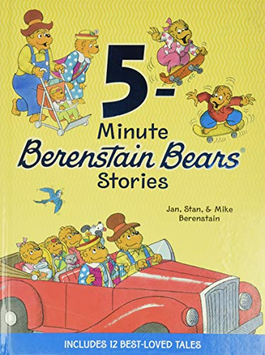 9780062360182: Berenstain Bears: 5-Minute Berenstain Bears Stories