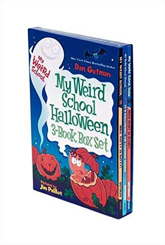 9780062360557: My Weird School Halloween 3-Book Box Set