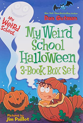 9780062360557: My Weird School Halloween 3-Book Box Set