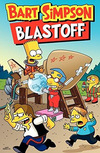 9780062360618: Bart Simpson Blastoff (Simpsons)