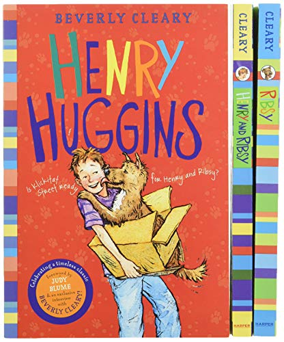 9780062360632: The Henry and Ribsy Box Set: Henry Huggins, Henry and Ribsy, Ribsy