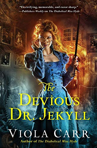 9780062363107: The Devious Dr. Jekyll: An Electric Empire Novel (Electric Empire Novels)