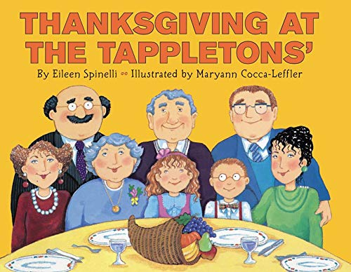 9780062363985: Thanksgiving at the Tappletons'