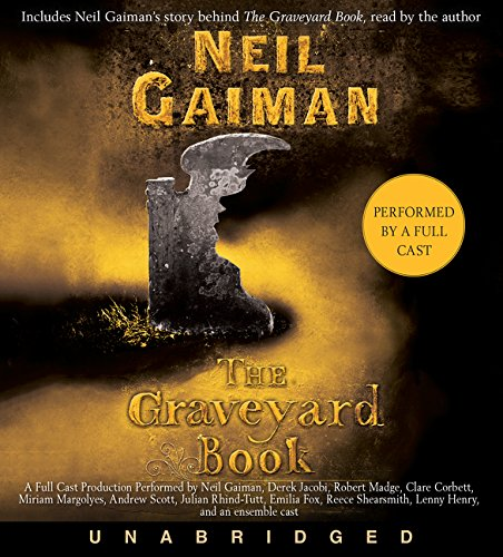 9780062364463: The Graveyard Book CD: Full Cast Production