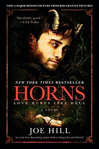 9780062364647: Horns