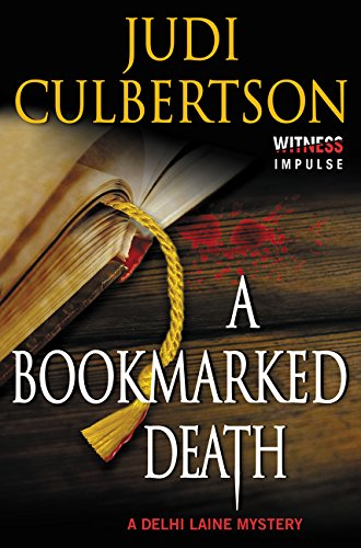 9780062365156: A Bookmarked Death: A Delhi Laine Mystery (Delhi Laine Mysteries)
