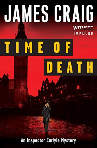 9780062365323: Time of Death: An Inspector Carlyle Mystery (Inspector Carlyle Mysteries)