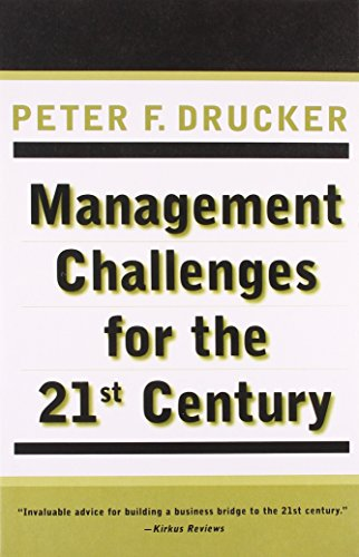 theory of business peterdrucker article review I have just spent an enjoyable hour or three researching peter drucker and in particular his work on motivation theory drucker on motivation.