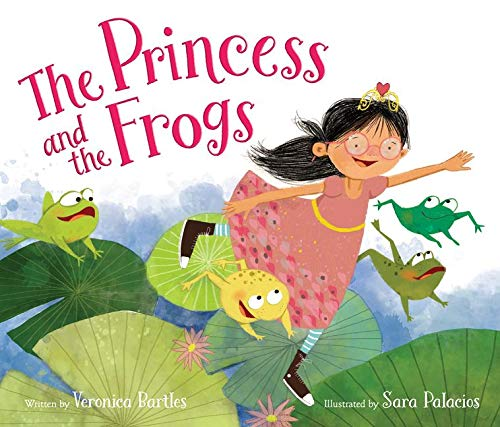 9780062365910: The Princess and the Frogs