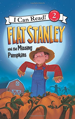 9780062365989: Flat Stanley and the Missing Pumpkins (I Can Read!: Level 2)