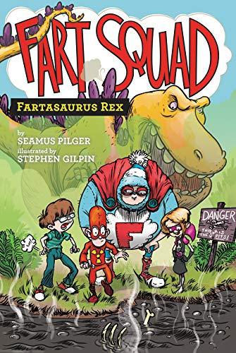 9780062366320: Fart Squad #2: Fartasaurus Rex