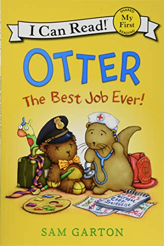 9780062366542: Otter: The Best Job Ever! (My First I Can Read)
