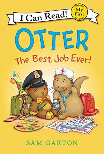 9780062366559: Otter: The Best Job Ever! (My First I Can Read)