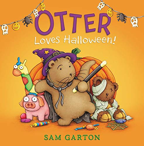 9780062366665: Otter Loves Halloween!