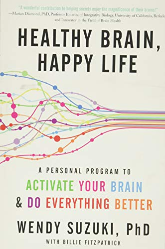 9780062366795: Healthy Brain, Happy Life: A Personal Program to to Activate Your Brain and Do Everything Better