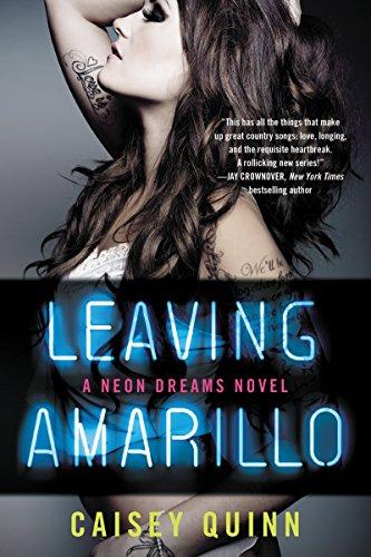 9780062366818: Leaving Amarillo: A Neon Dreams Novel
