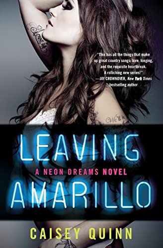 9780062366818: Leaving Amarillo: A Neon Dreams Novel