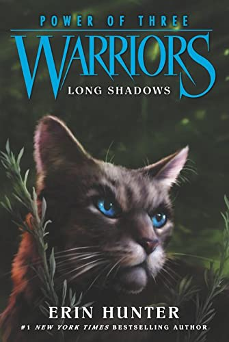 9780062367129: Warriors: Power of Three #5: Long Shadows