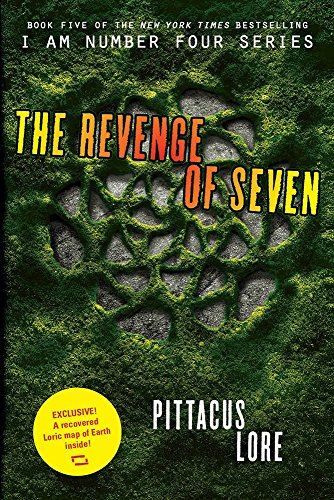 9780062367198: [(The Revenge of Seven)] [ By (author) Pittacus Lore ] [August, 2014]