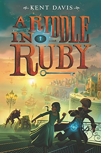 9780062368348: A Riddle in Ruby