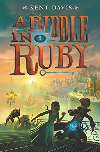 9780062368355: A Riddle in Ruby