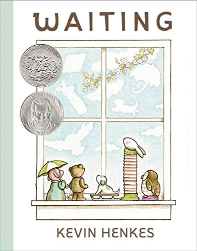 9780062368430: Waiting (Ala Notable Children's Books. Younger Readers (Awards))