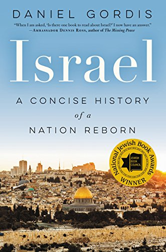 9780062368744: Israel: A Concise History of a Nation Reborn