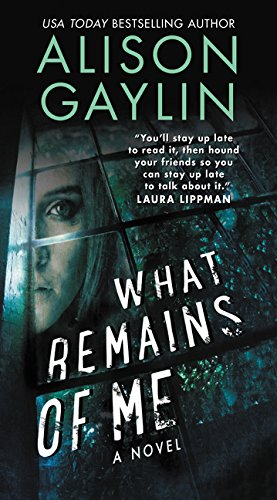 9780062369864: What Remains of Me: A Novel