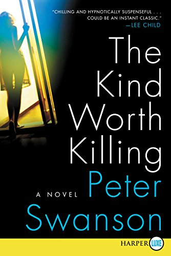 9780062370044: The Kind Worth Killing LP