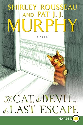 9780062370167: The Cat, the Devil, the Last Escape LP: A Novel